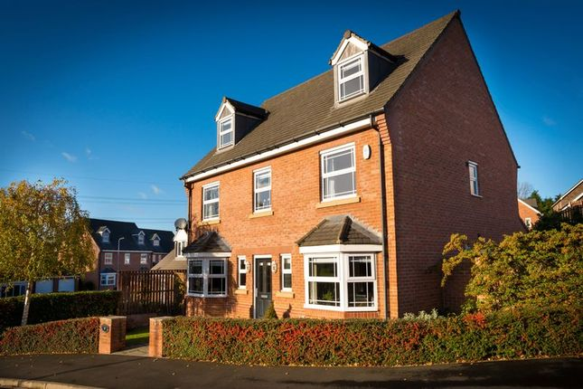 Thumbnail Detached house for sale in Carr Bridge Close, Eaglescliffe, Stockton-On-Tees