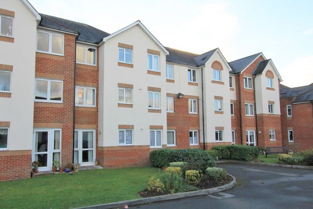 Thumbnail Flat for sale in Marsh Road, Newton Abbot