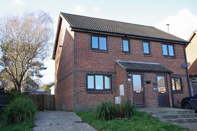Thumbnail Semi-detached house for sale in Farthing Hill, Ticehurst, Wadhurst