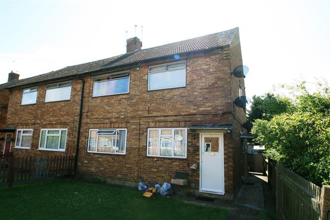 Thumbnail Maisonette to rent in Bury Avenue, Hayes