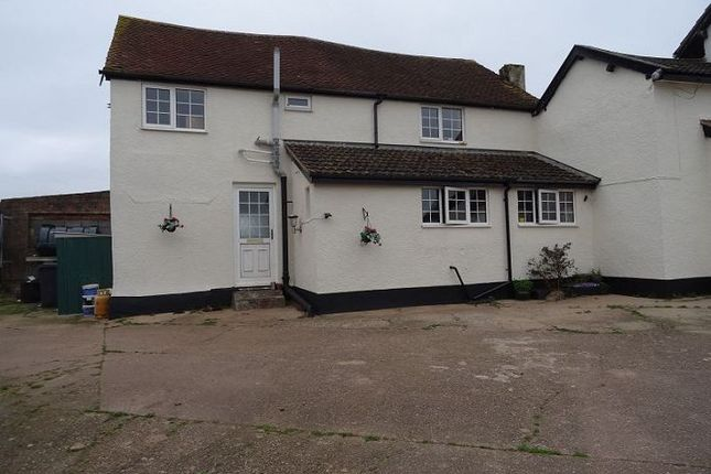 Thumbnail End terrace house to rent in Whimple, Exeter