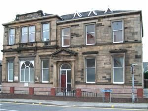 Thumbnail Flat to rent in Silk House, Park Street, Falkirk Town Centre
