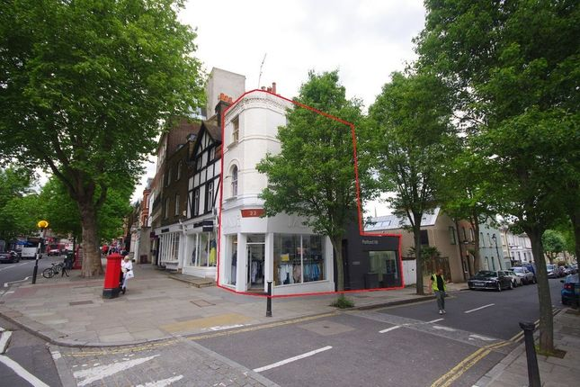 Retail premises for sale in Hampstead High Street, London