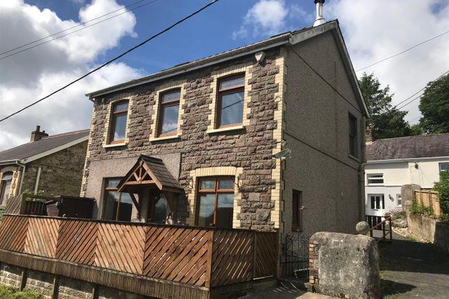 Thumbnail Detached house for sale in Pentregwenlais, Llandybie, Ammanford