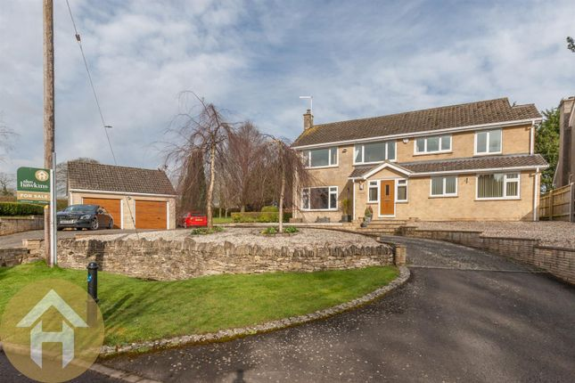 Thumbnail Detached house for sale in The Butts, Lydiard Millicent, 3