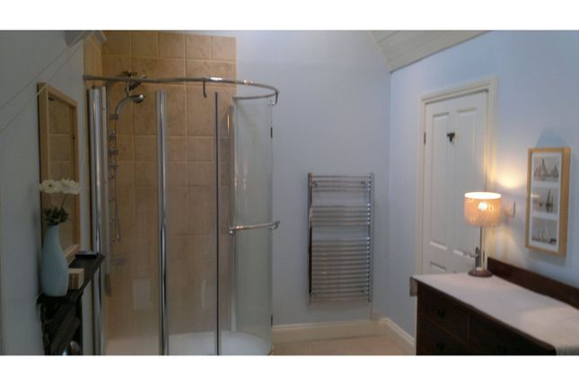 Master Bedroom of Albert Terrace, Lostwithiel PL22