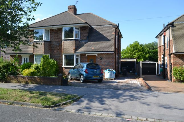 3 bed semi-detached house for sale in Palace View, Croydon