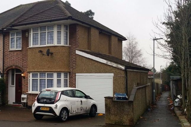 Thumbnail Semi-detached house to rent in Alexandra Avenue, London