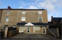 Thumbnail Shared accommodation to rent in Burrows Road, Swansea