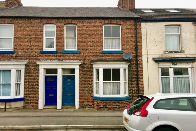 Thumbnail Terraced house for sale in Fountain Street, Guisborough