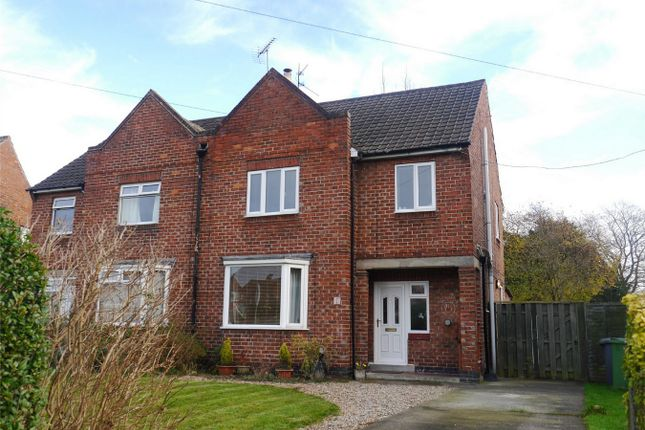 3 bed semi-detached house for sale in Swale Avenue, Dringhouses, York
