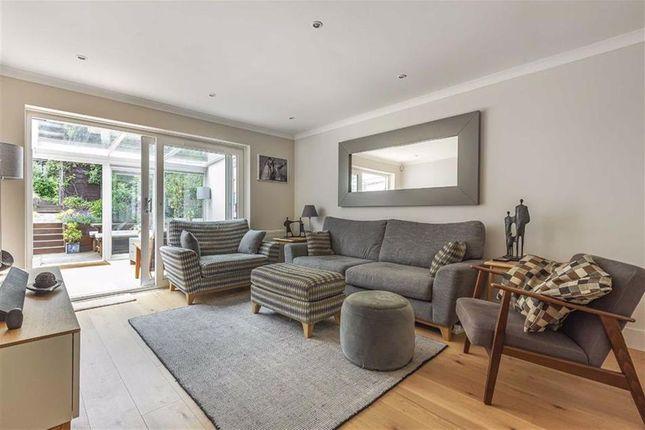 Thumbnail Semi-detached house for sale in Alverstone Avenue, East Barnet, Barnet