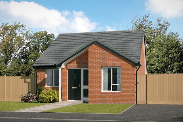 Thumbnail 2 bedroom detached bungalow for sale in Kingfisher Reach, Wistaston Green Road, Wistaston