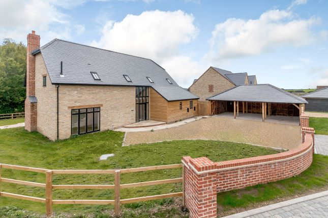 Thumbnail Detached house for sale in White Horse View, Fernham, Faringdon
