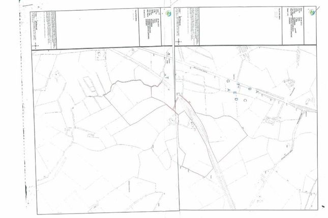 Thumbnail Land for sale in Ballylone Road, Ballynahinch, Down