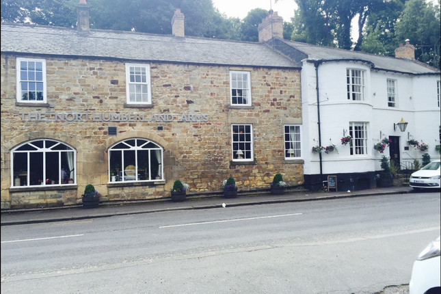 Thumbnail Hotel/guest house for sale in West Thirston, Morpeth