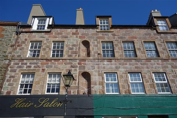 Thumbnail Flat for sale in Union Street, Campbeltown