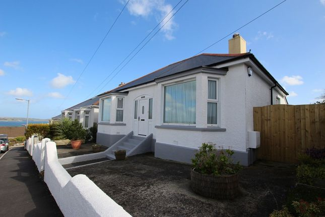 Thumbnail Detached bungalow for sale in Beacon Road, Falmouth