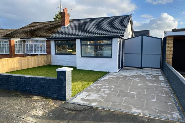 Thumbnail Bungalow for sale in Northwich Close, Liverpool