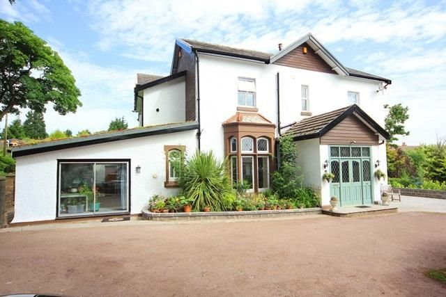 Link-detached house to rent in Woolton Park, Woolton, Liverpool