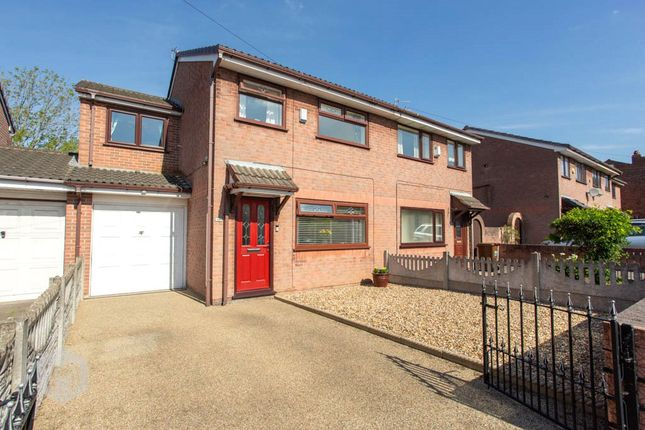 Thumbnail Semi-detached house for sale in George Street, Hindley, Wigan