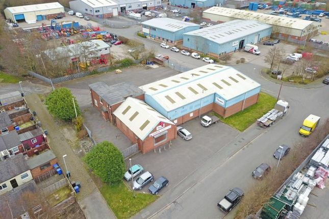 Thumbnail Industrial for sale in Trade Counter & Warehouse Premises, Oldfield Business Park, Birrell Street, Fenton