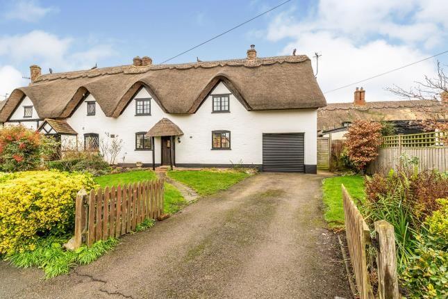 Thumbnail Semi-detached house for sale in Church Street, Hampton Lucy, Warwick, Warwickshire
