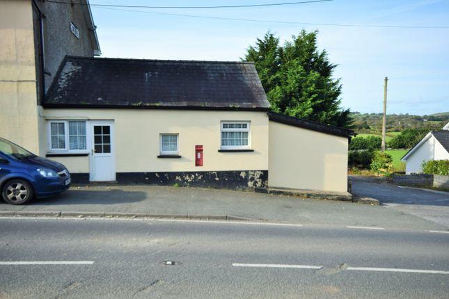 Thumbnail End terrace house for sale in Pencarreg, Llanybydder