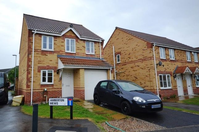 Thumbnail Detached house to rent in Amberton Mews, Gipton, Leeds