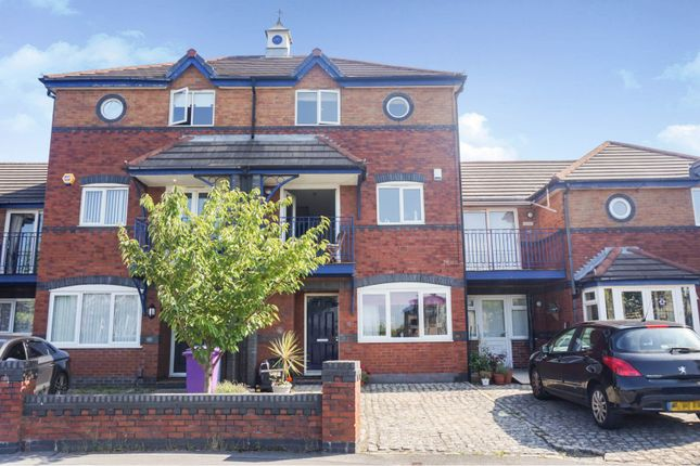 Thumbnail Town house for sale in Navigation Wharf, Liverpool