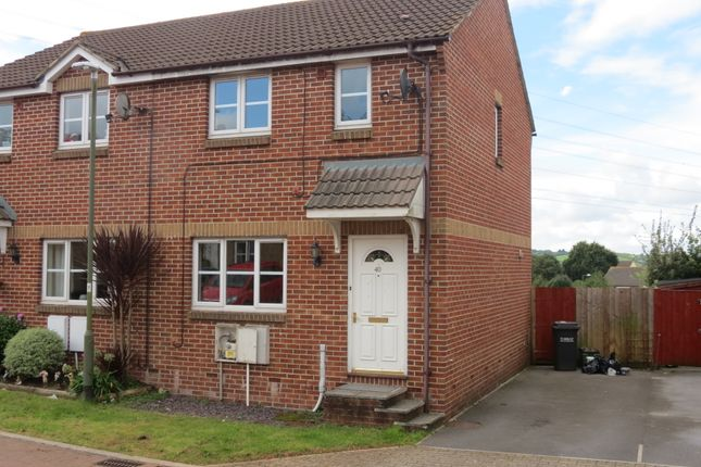 Thumbnail Semi-detached house to rent in Skye Close, The Willows, Torquay