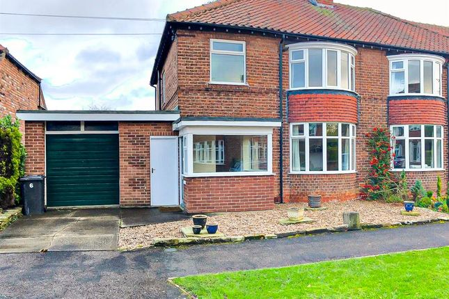 3 bed semi-detached house for sale in Temple Road, Bishopthorpe, York YO23