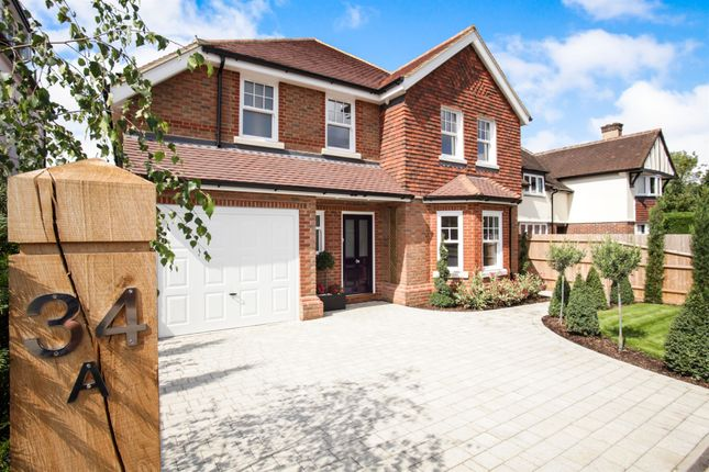 Thumbnail Detached house for sale in The Close, Harpenden