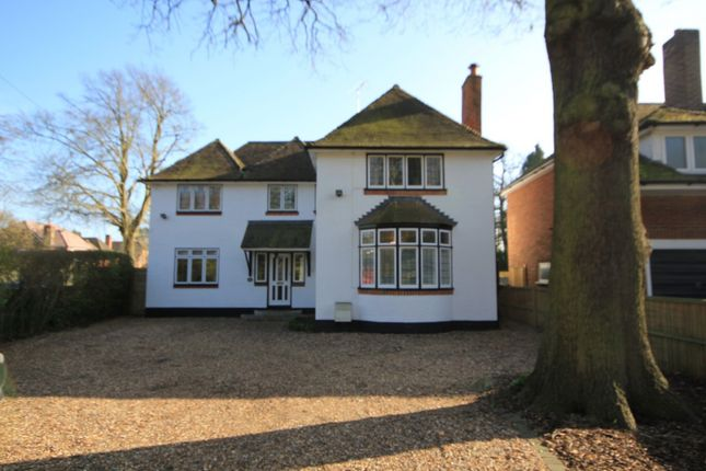 Thumbnail Detached house for sale in Wilderness Road, Earley, Reading