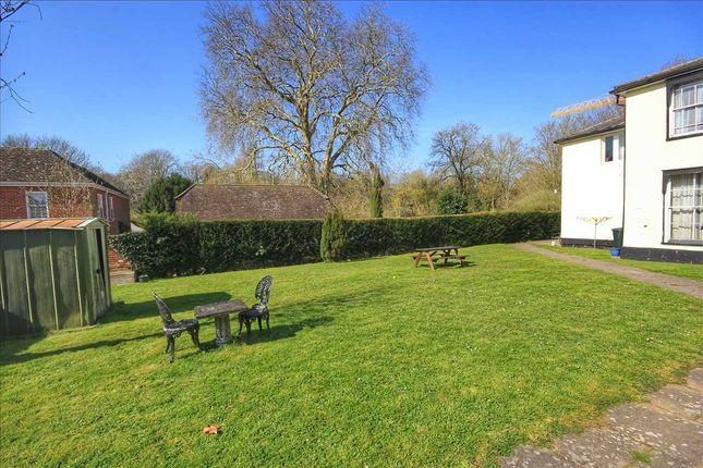 Communal Garden of Hadleigh Hall, Pound Lane, Hadleigh IP7