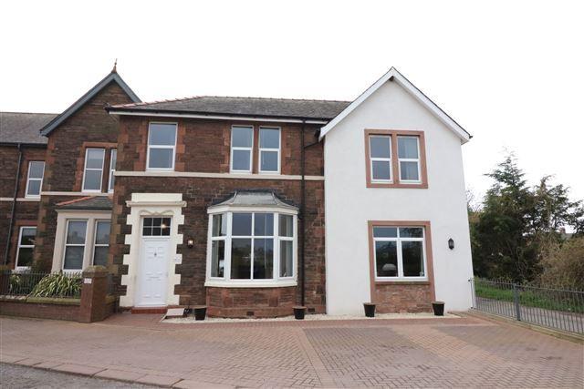 Thumbnail End terrace house for sale in York Road, Carlisle, Cumbria