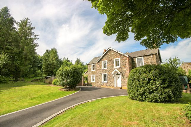 Thumbnail Detached house for sale in High House, Thackthwaite, Penrith, Cumbria