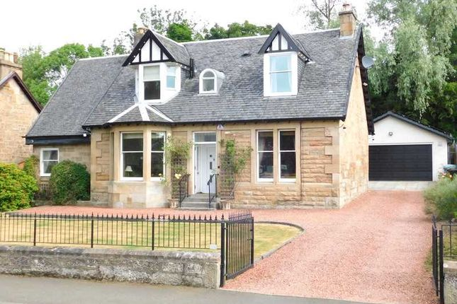 Thumbnail Detached house for sale in Hamilton Drive, Cambuslang, Glasgow
