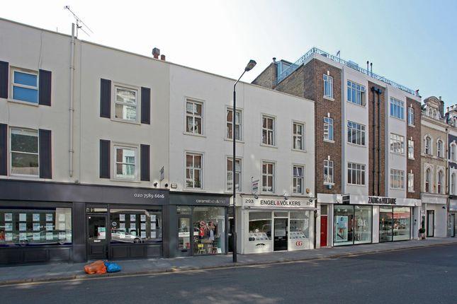Thumbnail Retail premises to let in Brompton Road, London