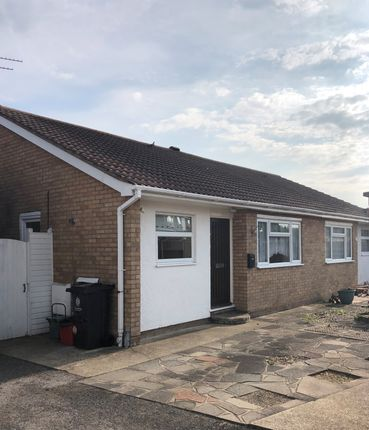 Thumbnail Semi-detached bungalow to rent in Epping Close, Clacton-On-Sea