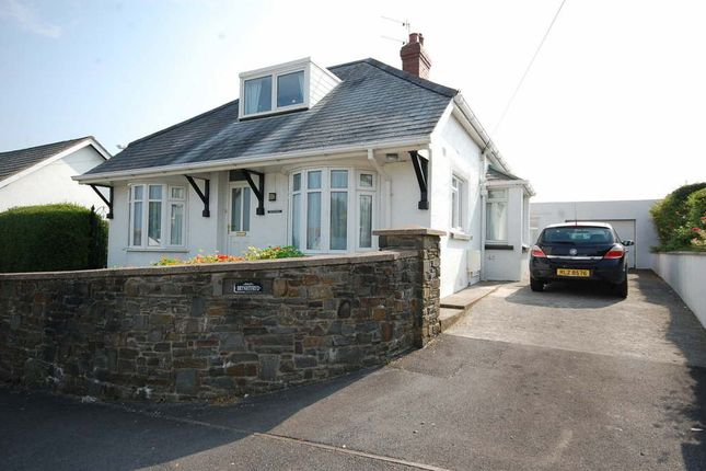 Thumbnail Detached bungalow for sale in Hill Lane, Kilgetty