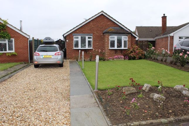 Thumbnail Detached bungalow for sale in Kaybourne Crescent, Churchdown, Gloucester