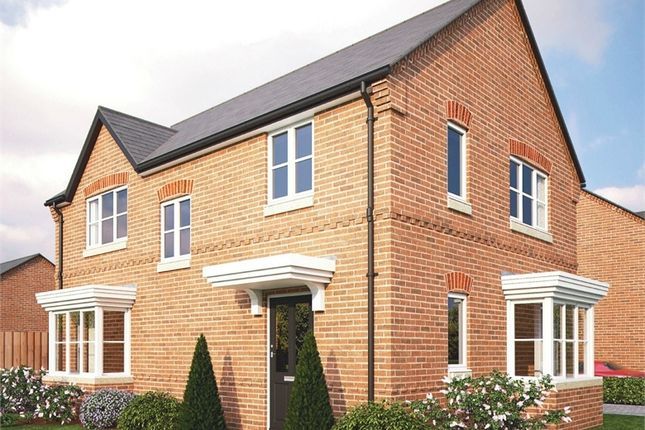 Thumbnail Detached house for sale in Spence Lane, Huncote, Leicester