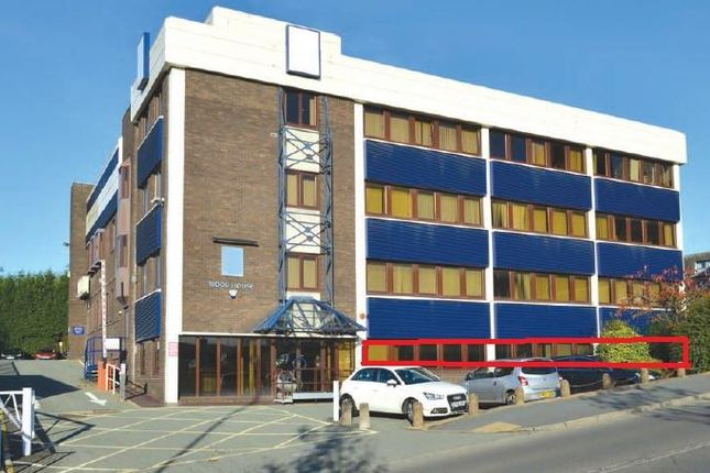 Thumbnail Office to let in Second Floor Office Suite Wood House, Etruria Road, Hanley, Stoke On Trent, Staffs