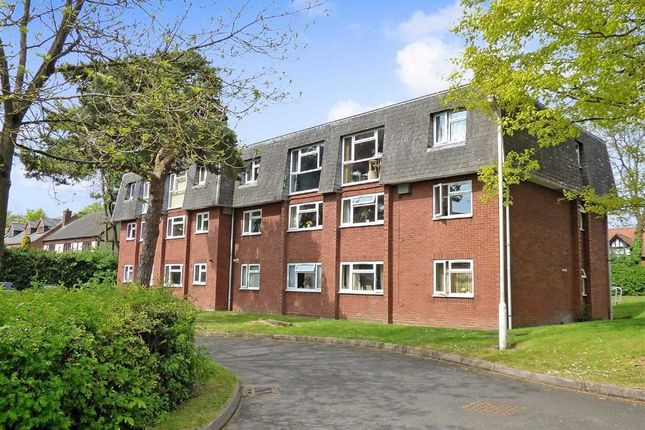 Thumbnail Flat for sale in Adam Court, Cannock, Staffordshire