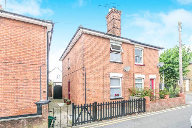 Thumbnail Semi-detached house for sale in King Street, Maldon