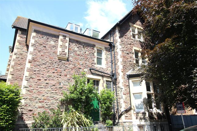Thumbnail Flat to rent in Whatley Road, Clifton, Bristol