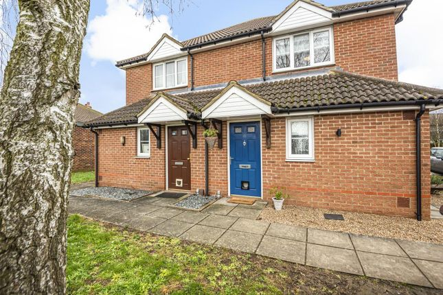 Terraced house for sale in Sunbury On Thames, Middlesex