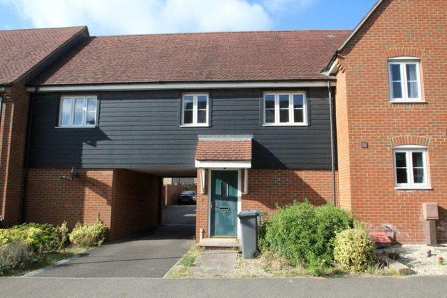 Thumbnail Flat to rent in Turing Court, Grange Farm, Kesgrave