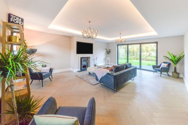 Thumbnail Detached house for sale in Breach Barns Lane, Waltham Abbey